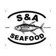 S&A Seafood Logo